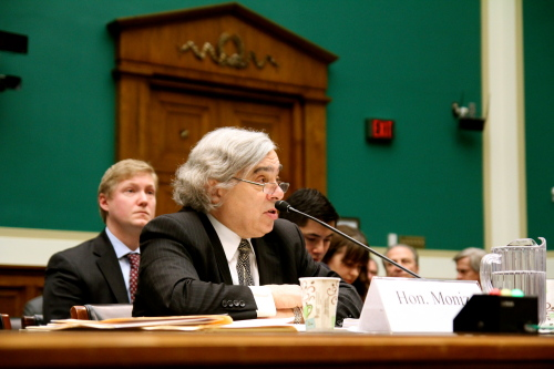 Moniz Hearing